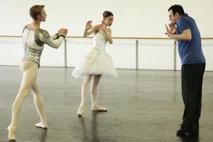 dance ballet class notation notators ballet