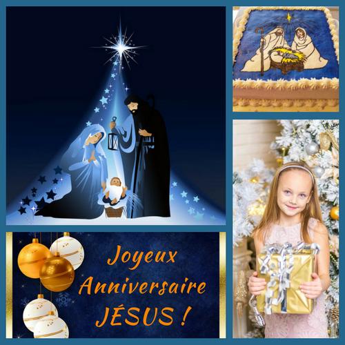 Noël - l'Anniversaire de Jésus