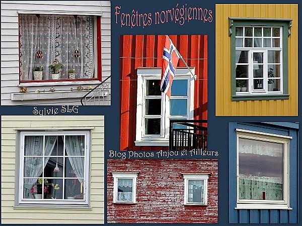 fenêtres norvège
