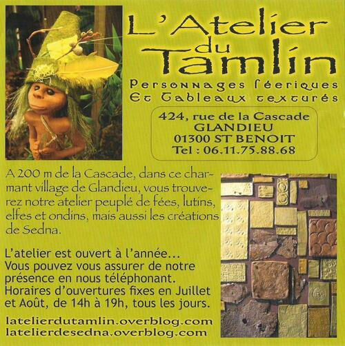 L'Atelier du Tamlin