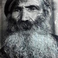Petru Ghuvanu Poli Mon grand père Photographié par Tomasi