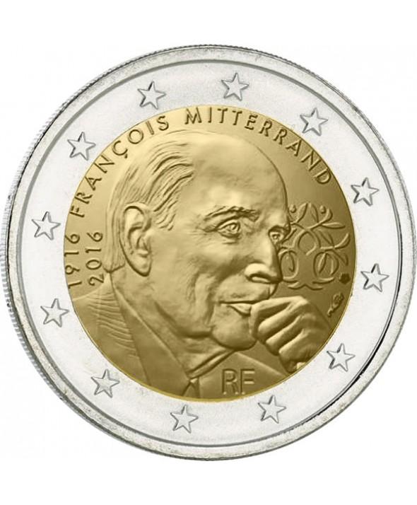 piece de monnaie francois mitterrand