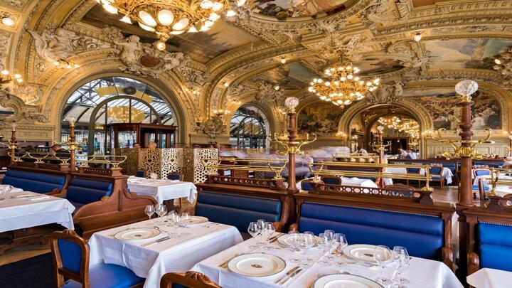 Restaurants:  La cuisine étoilée mise à l'honneur dans les aéroports français