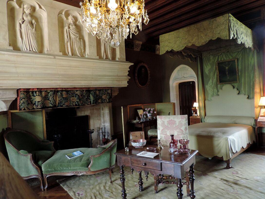 Château de MONTPOUPON en Touraine - 2 -