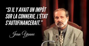 Jean Yanne pensées d'humour