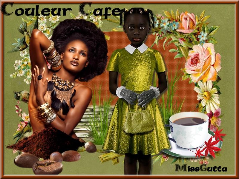 Défi pour Manik La couleur Café ...........