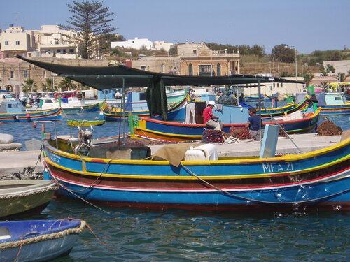 Marsaxlok à Malte (photos)