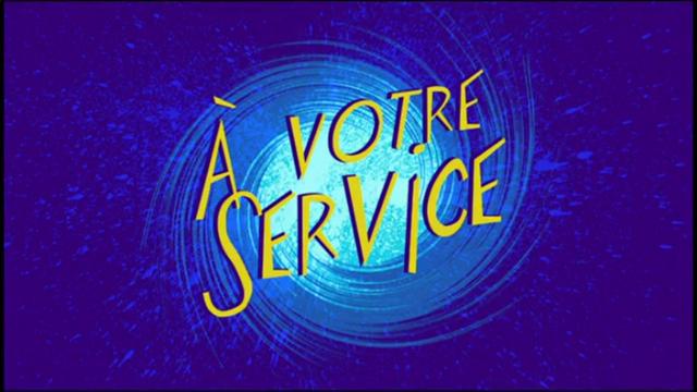 138 À VOTRE SERVICE