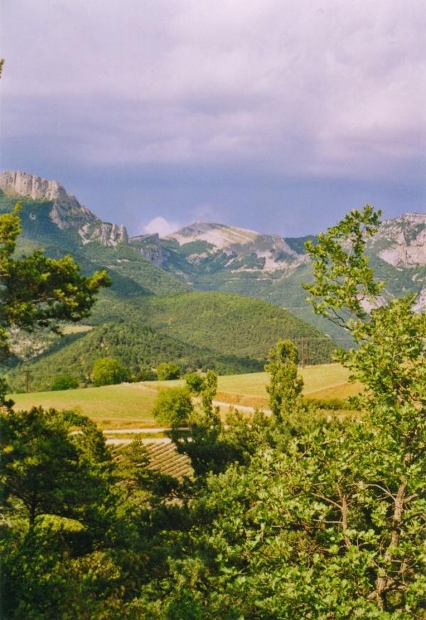 Drôme, Vercors, Diois