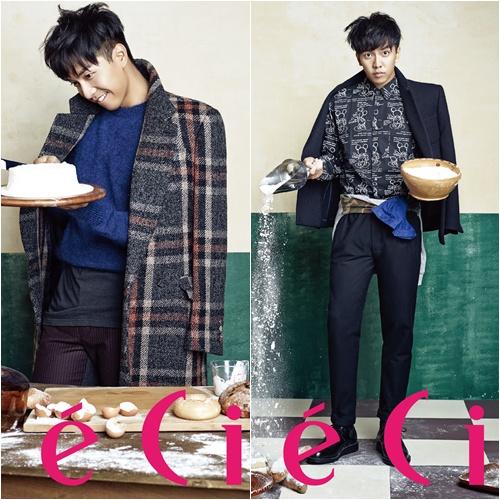 Lee Seung Gi pour Céci