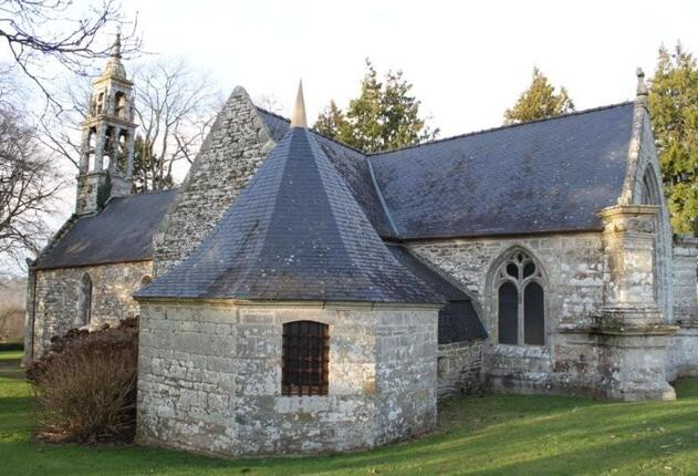 Chapelle de Kerluan (7)