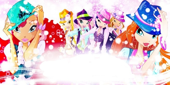 Les 6 winx dandy star