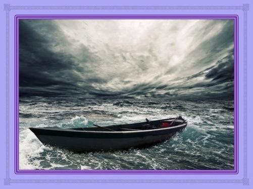 Jésus intervient dans la tempête