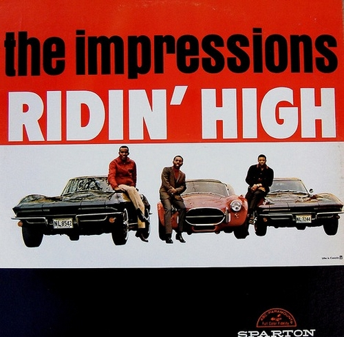 "1966 : Album "" Ridin' High "" ABC Paramount Records ABCS 545 [ US ]"