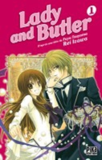Lady and Butler volume 1