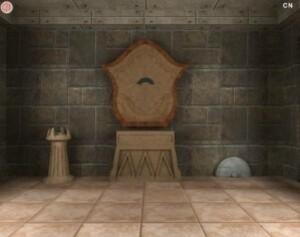 Mystery sacrifice temple escape