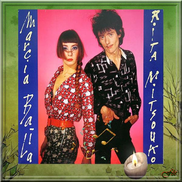 """Les Rita Mitsouko """"Le petit train"""" & C'est comme ça & Andy"""