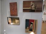 """Médiathèque """"Exposition Marqueterie et sculptures"""" (1)"""