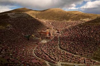 Tibet martyrisé ...