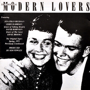 Séminal: The Original Modern Lovers (1981 Ed 2000 Bomp)