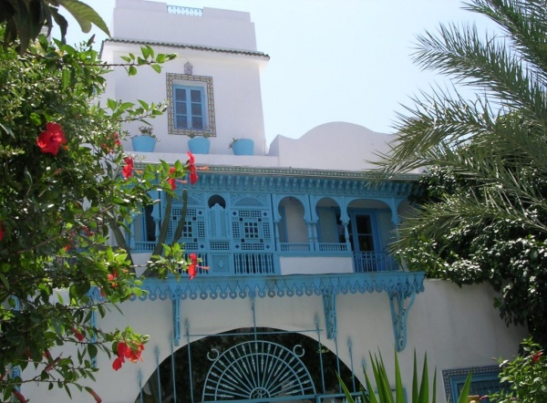 Sidi Bou Said , suite -