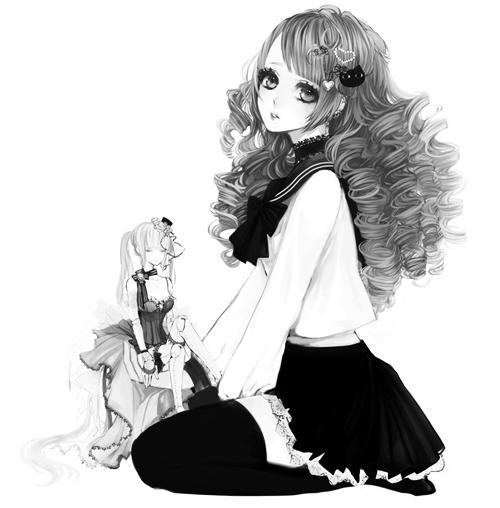 Manga Noir&Blanc (1)