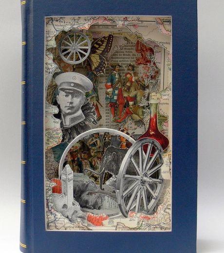Les encyclopédies de Alexander Korze-Robinson.