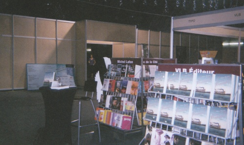 Salon du livre : Abitibi-Témiscamingue