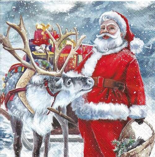 """Magie de Noël ... """"Les rennes"""" et ..."""