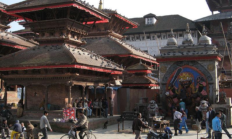 Blog de lisezmoi : Hello! Bienvenue sur mon blog!, Le Népal : Katmandou