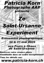 exposition Ze st-Ursanne Experiment patricia korn