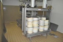 Ah! voilà Mesdames du bon fromage...