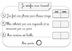 Rallye-écriture - CP et CE1