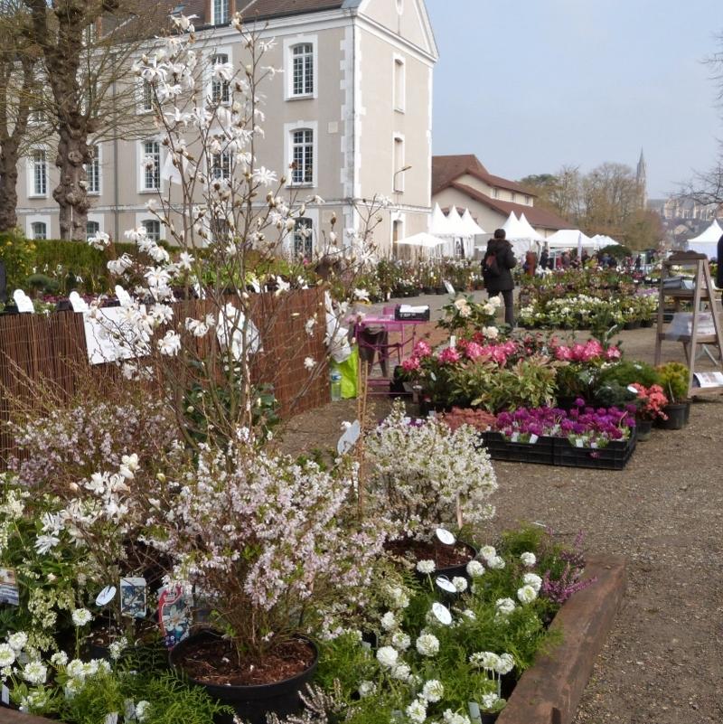 Salon du jardin de Senlis 2016...