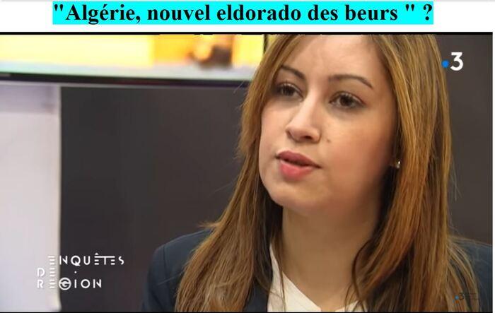 Des milliers de jeunes d'origine algérienne quittent la France pour s'installer en Algérie...