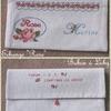 Echange rose : ce que j'ai reçu (3)