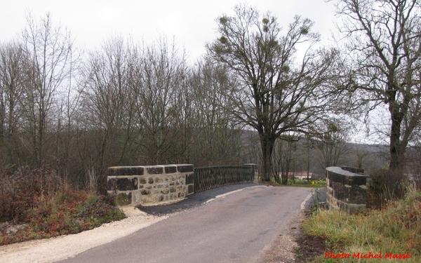 Ponts ferroviaires de la ligne Châtillon sur Seine-Is sur Tille