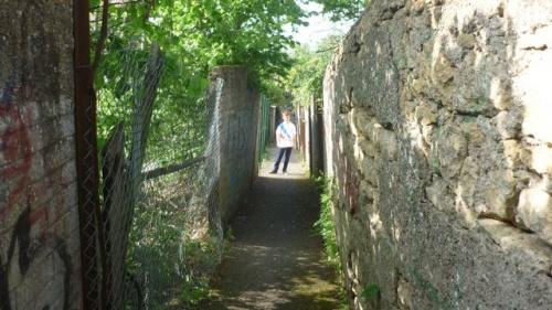 Circuit des sentiers de Queuleu (30 avril 2011)