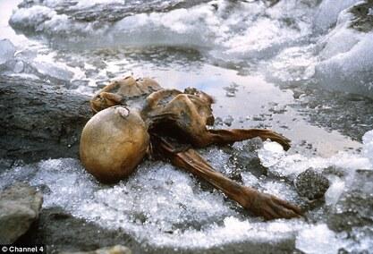 Ötzi...