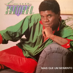 Emilio Santiago - Mais Que Um Momento - Complete LP