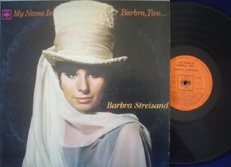 1965, My Name Is Barbra .. two