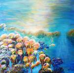 Les fonds sous-marins en Mer Rouge