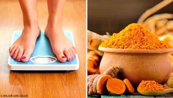 Délicieuse recette au curcuma pour perdre du poids