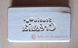 tampon biscuit maison personnalise - Arts et Sculpture: sculpteur sur bois