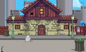 Jouer à Fastrack Games - Injured dog escape