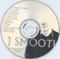 J.SMOOTH - J.SMOOTH (PROMO 2004)