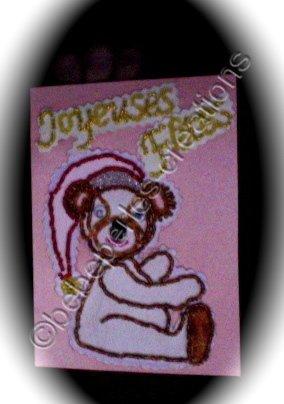 carte nounours