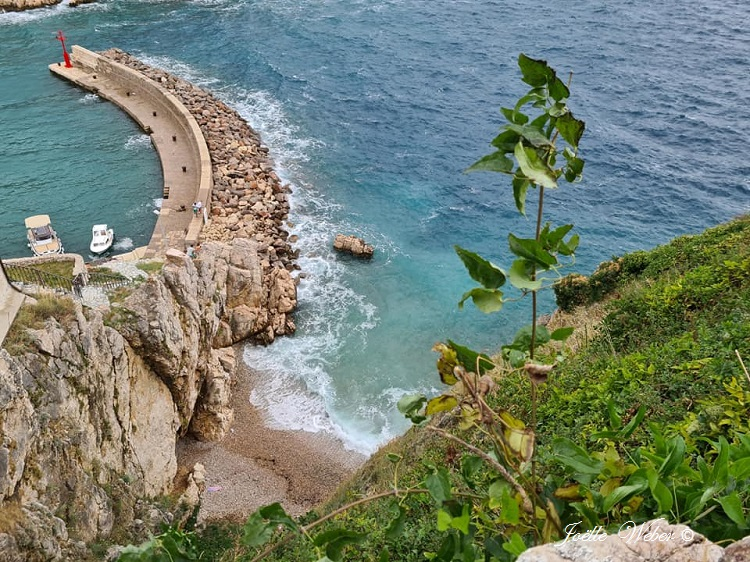 Croatie : Vrbnik sur l'île de Krk 1/2