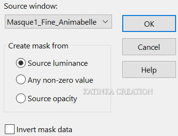 Fine - Tutoriel Animabelle