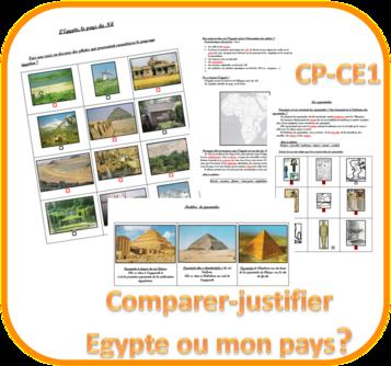 Nous partons en Egypte!